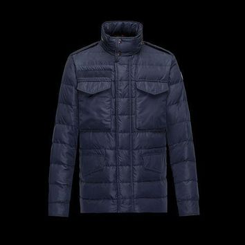 Moncler Men's  Down Light Parka Jacket
