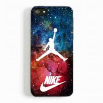 nike logo nebula air jordan for iphone 5 and 5c case