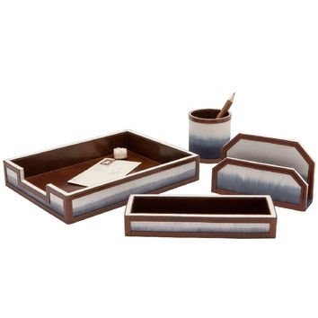 Bray Desk Accessory Set