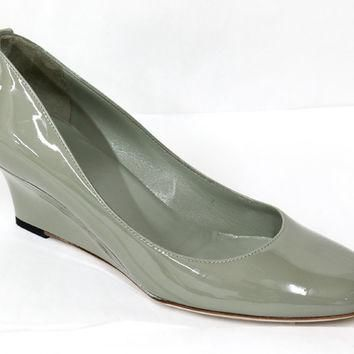 Gucci Swing Wedge Green Ladies Shoe 182112B81009303-36