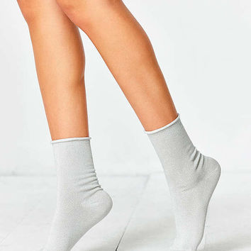 Out From Under Sparkle Party Anklet Sock | Urban Outfitters