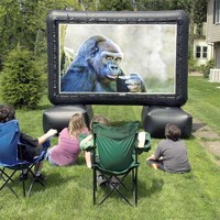 Inflatable Backyard Theatre - OpulentItems.com