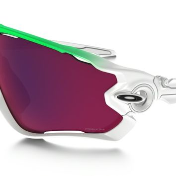 Oakley Jawbreaker PRIZM Road Green Fade Edition in Green Fade / PRIZM ROAD | Oakley