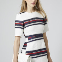 Nautical Stripe Shift Dress - New In This Week - New In