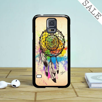 Water Color Dream Catcher Samsung Galaxy S5 Case