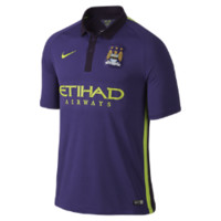 Nike 2014/15 Manchester City FC Color Flash Stadium Third Men's Soccer Jersey