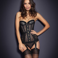 Corsets & Basques by Agent Provocateur - Mercy Corset
