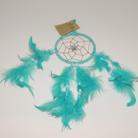 Small Blue Dream Catcher