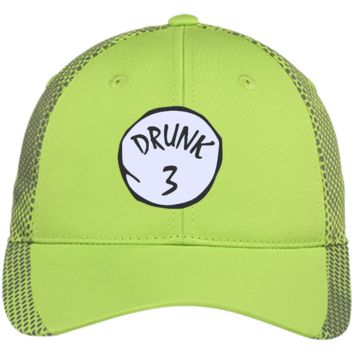 Drunk 3 - St Patrick's day, drink beer and drunk - Hat, Cap