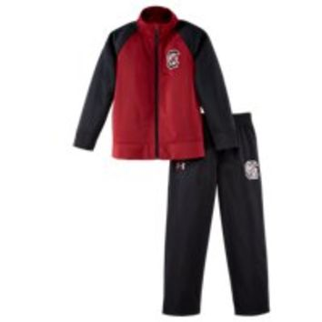Under Armour Boys' Pre-School South Carolina Track Set