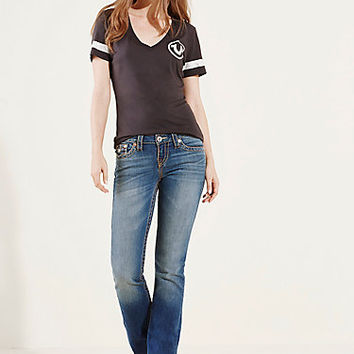 HAND PICKED BOOTCUT BIG T WOMENS JEAN