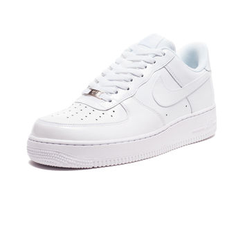 NIKE AIR FORCE 1 - PATENT LEATHER WHITE | Undefeated