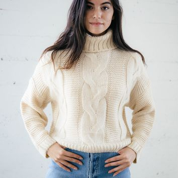 Ashley Crop Sweater - More Colors