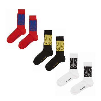 Cotton Sports Fashion Skateboard Socks [10425661511]