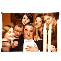 "Downton Abbey Pillowcase Standard Size 20""x30"" PWC1900"