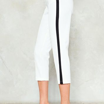Take Sides High-Waisted Pants