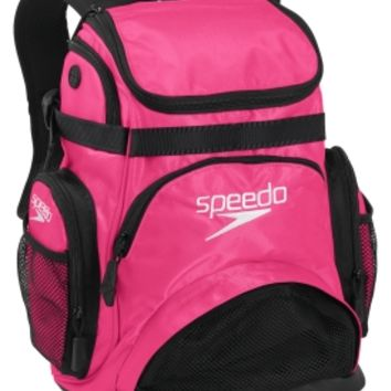 Small Pro Backpack (15L) - Bags - Speedo USA SwimwearSpeedo USA - ACCESSORIES: Shop By Category: Bags: Small Pro Backpack (15L)