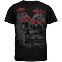 Needtobreathe - Cowboys Soft T-Shirt