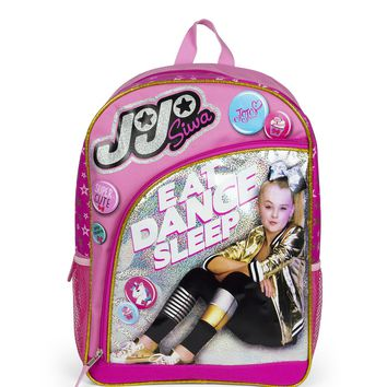 "JoJo Eat, Sleep, Dance 16"" Backpac"