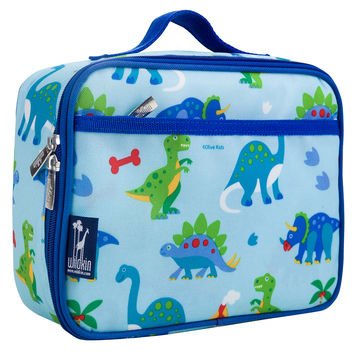 Olive Kids Dinosaur Land Lunch Box - 33408