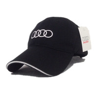 2016 New brand Audi Baseball Caps Outdoors Snapback Curved Brim Cap Bone Casquette Hip Hop Hats Chapeu Men Women Gorras
