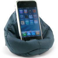 Beanbag Cellphone Chair - Blue
