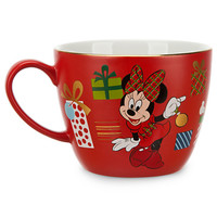 Disney Minnie Mouse Holiday Cappuccino Mug | Disney Store