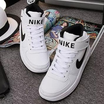 NIKE Woman Fashion Ankle Boots Running Sneakers Sport Shoes 9ea43bcfa