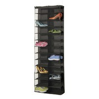 Richards Homewares Polyester 26 Pocket Over-the-Door Organizer