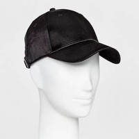 Women's Satin Baseball Hat - Mossimo Supply Co.™