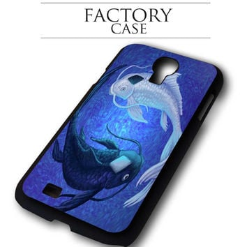 Fish Yin Yang iPhone for 4 5 5c 6 Plus Case, Samsung Galaxy for S3 S4 S5 Note 3 4 Case, iPod for 4 5 Case