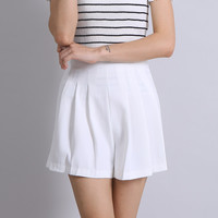 Summer Women Beach Casual Style Designer clothing  Korean Tide Shorts  High Waist Loose Wide Shorts  Wild Fashion Shorts
