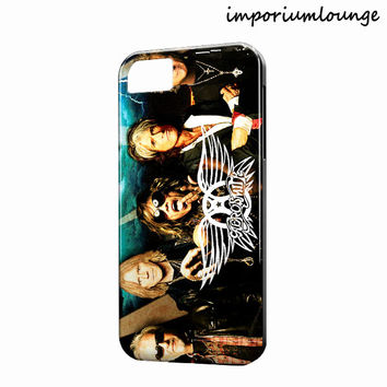AEROSMITH Steven Tyler iPhone 4 5 6 6 Plus Case Cover