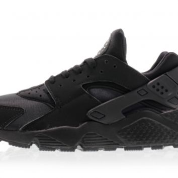 Nike Air Huarache 318429-003 318429 003 Black/Black-White Titolo