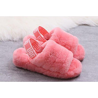 UGG leisure high-end goods slippers women's home slippers