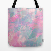 Pastel Sky Tote Bag by Georgiana Paraschiv