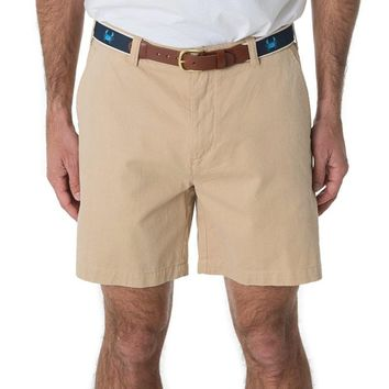 "Deck Shorts 6.5"" in Khaki by Coast"