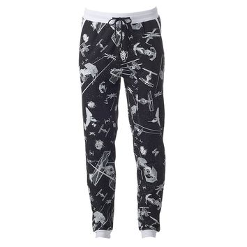 Star Wars Mega Dogfight Jogger Pants