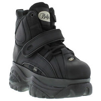 Buffalo 1348-14 Mens Womens Platform Trainers Boots Shoes Size 3-12