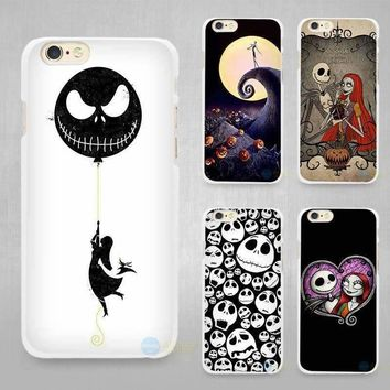 Nightmare Before Christmas iPhone Case - Free Shipping