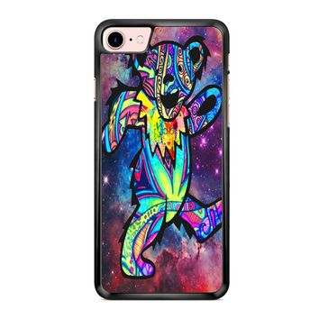 Grateful Dead Bears In Space iPhone 7 Case