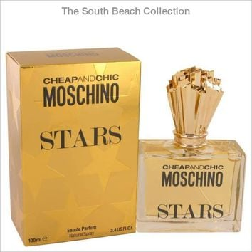 Moschino Stars by Moschino Eau De Parfum Spray 3.4 oz for Women