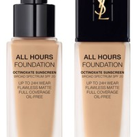 Yves Saint Laurent All Hours Full Coverage Matte Foundation SPF 20 | Nordstrom
