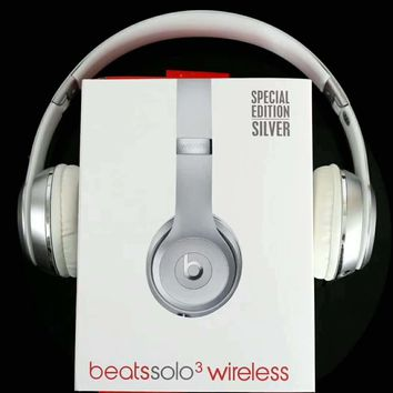 One-nice™ Beats Solo 3 Wireless Magic Sound Bluetooth Wireless Hands Headset MP3 Music Headphone with Microphone Line-in Socket