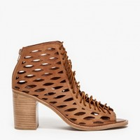 Jeffrey Campbell / Cora Lace-up Heel
