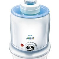 Philips AVENT Electric Bottle and Baby Food Warmer | Overstock.com Shopping - The Best Deals on Warmers & Sterilizers