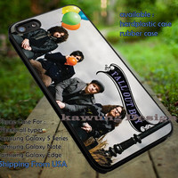 Fall Out Boy Band with Ballon iPhone 6s 6 6s+ 5c 5s Cases Samsung Galaxy s5 s6 Edge+ NOTE 5 4 3 #music #fob dt