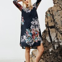 Forever Tomorrow Floral Midi Dress