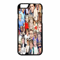 One Direction Niall Horan Collage iPhone 6 Plus Case