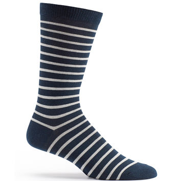 Mens Classic Stripe Sock